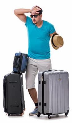 Wat valt er onder de rubriek bagage?