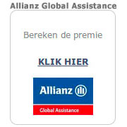 Reisverzekering Allianz Global Assistance