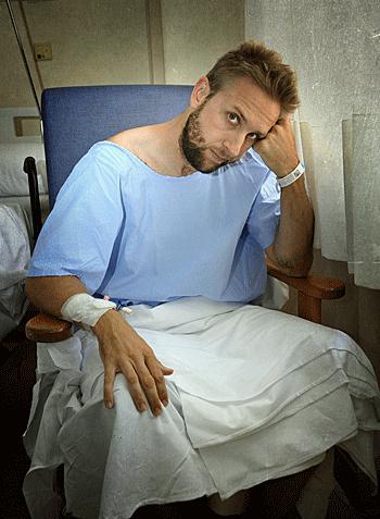 Reisverzekering en ziekenhuisopname in het buitenland