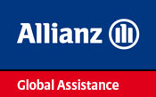 logo Allianz Global Assista Reisverzekering met ongevallen dekking