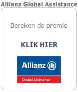 Allianz button afsluit Doorlopende reisverzekering vanaf € 1,24 per maand!