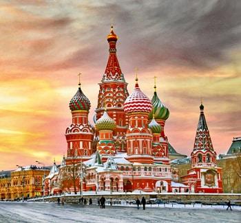 Visum voor Rusland: denk aan de verplichte reisverzekering