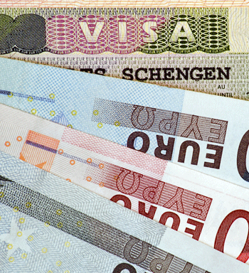 Garantstelling visum en reisverzekering