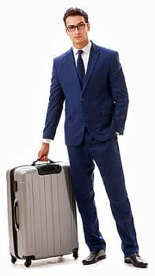 Kortlopende reisverzekering: óók voor een zakenreis