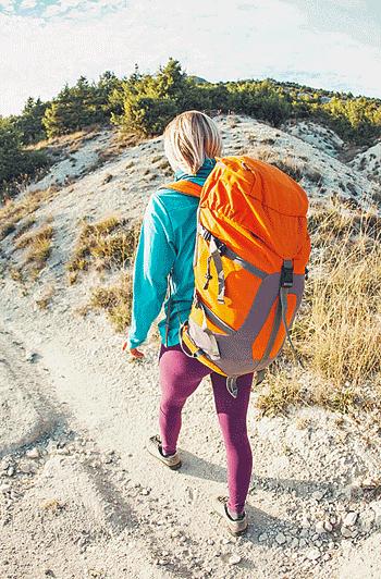 10% korting: Backpacken reisverzekering