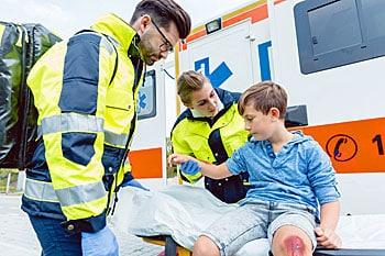 ziekte of ongeval tijdens vakantie in het buitenland
