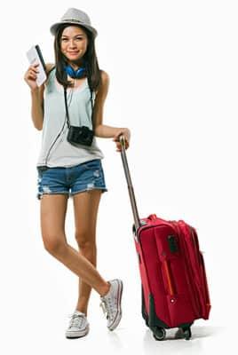 Kortlopende reis- en bagageverzekering met annuleringsdekking
