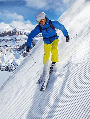 Doorlopende reisverzekering wintersport