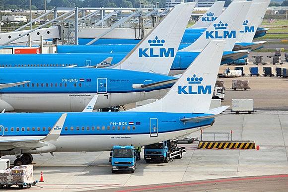KLM neemt maatregelen om risico op coronavirusinfectie te minimaliseren