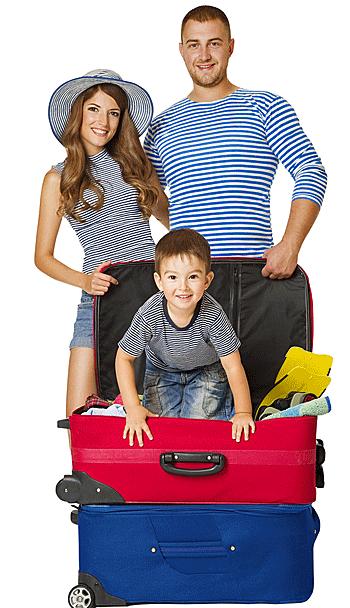 Doorlopende reisverzekering vanaf € 1,31 per maand!