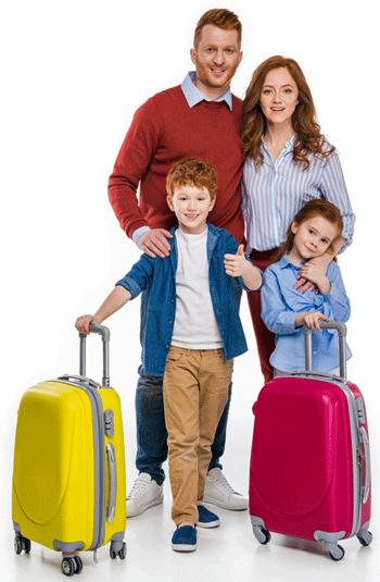 Reisverzekering online afsluiten