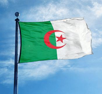 Van Algerije naar Nederland