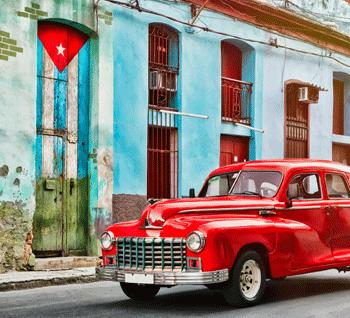 Reizen van Cuba naar Nederland