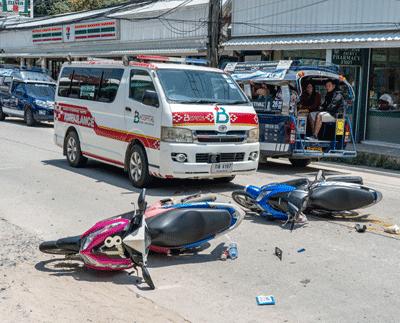 Reisverzekering met ongevallendekking buitenland