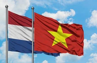 Schengenvisum van Vietnam naar Nederland