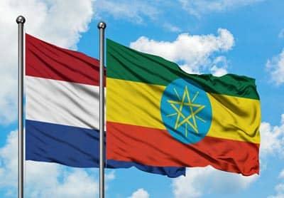 Schengenvisum van Ethiopië naar Nederland