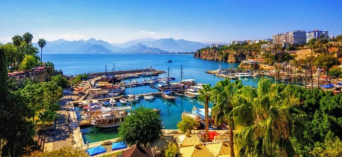 reizen naar Turkije