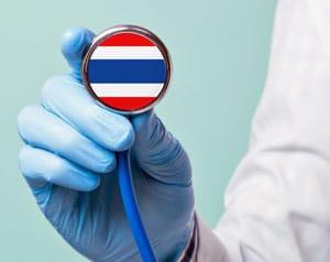 Ziektekostenverzekering voor Thailand met COVID-19 dekking