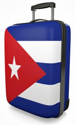 Met Air France van Cuba naar Europa?