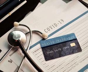 Ziektekostenverzekering met Covid-19 verzekeringsverklaring