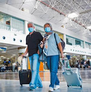 gratis quarantainedekking op de reisverzekering van Allianz