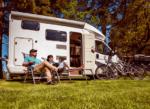 Campers een gevaar op de weg door overbelading