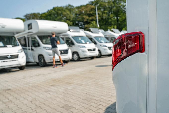 Verkoopstijging campers en caravans van 30 procent