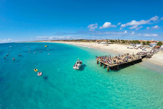 Reisverzekering Kaapverdie met dekking voor oranje reisadvies